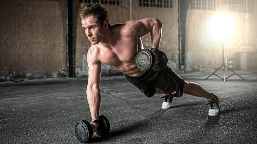 working out is a success habit that will improve focus and concentration