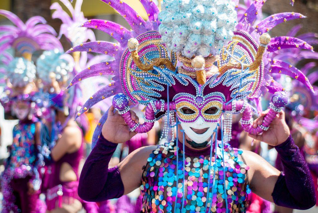 More Mardi Gras Costumes