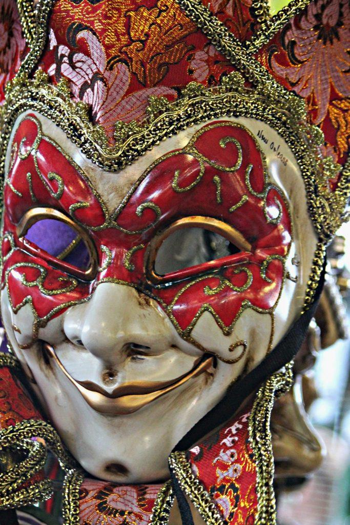 mardi gras mask new orleans
