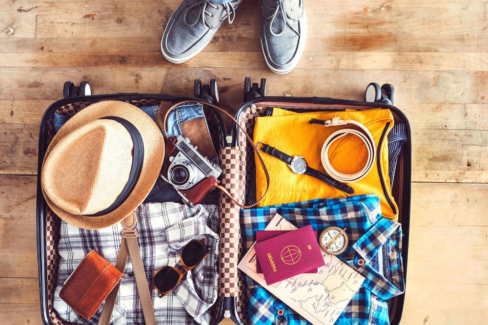 There's no room for materialism for successful digital nomads. Collecting memories is better then acquiring stuff.