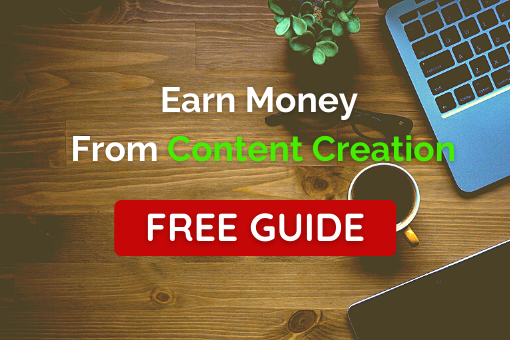 Earn Money from Content Creation